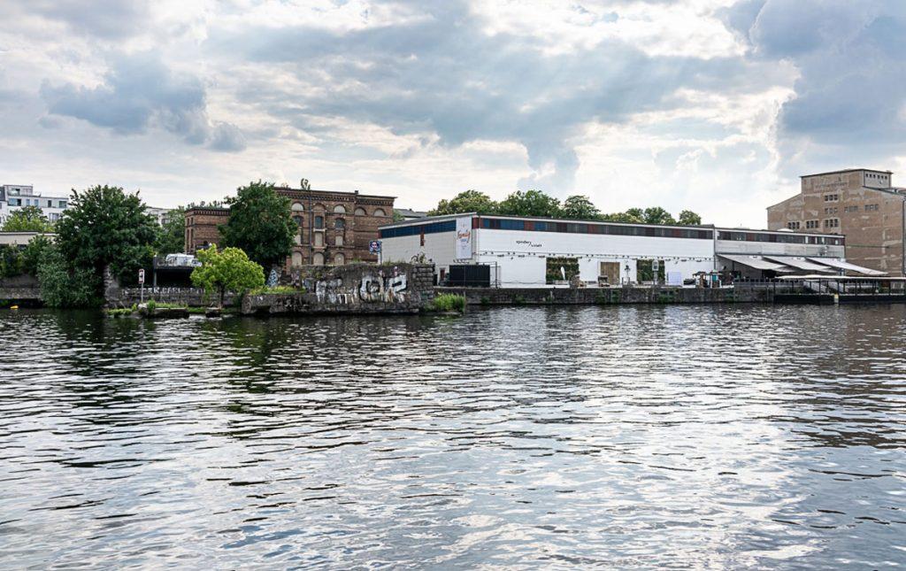 Verschwundene Orte in Berlin-Friedrichshain: Brommybrücke | Foto: Giovanni Lo Curto