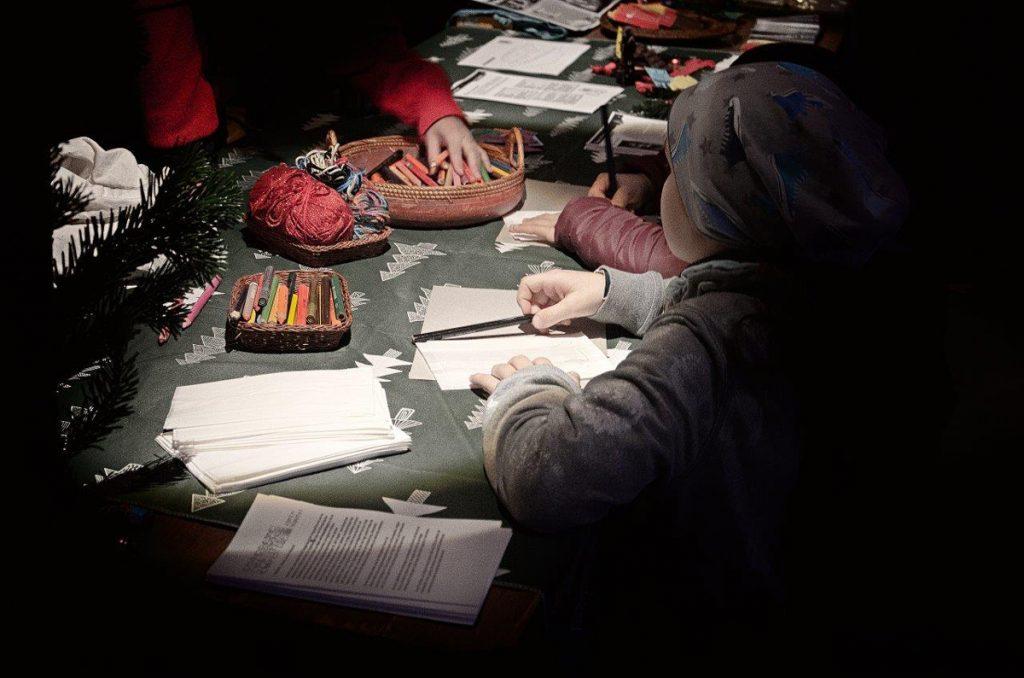 Kiezweihnacht im Weihnachtsmarkt im Jugend[widerstands] museum | Foto: Rue De Guerre