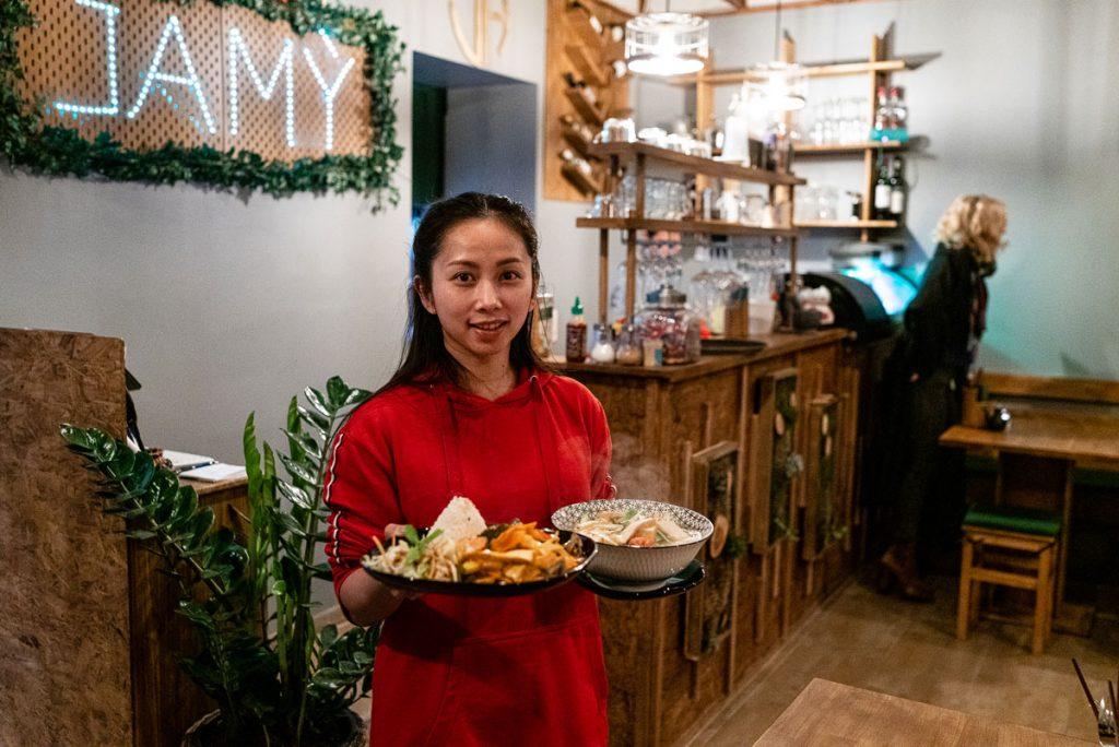 Restaurant JAMY: Frau Tran | Foto: Giovanni Lo Curto