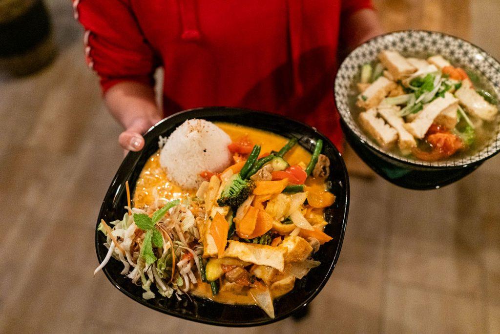 Vietnamesische Küche im Restaurant JAMY | Foto: Giovanni Lo Curto
