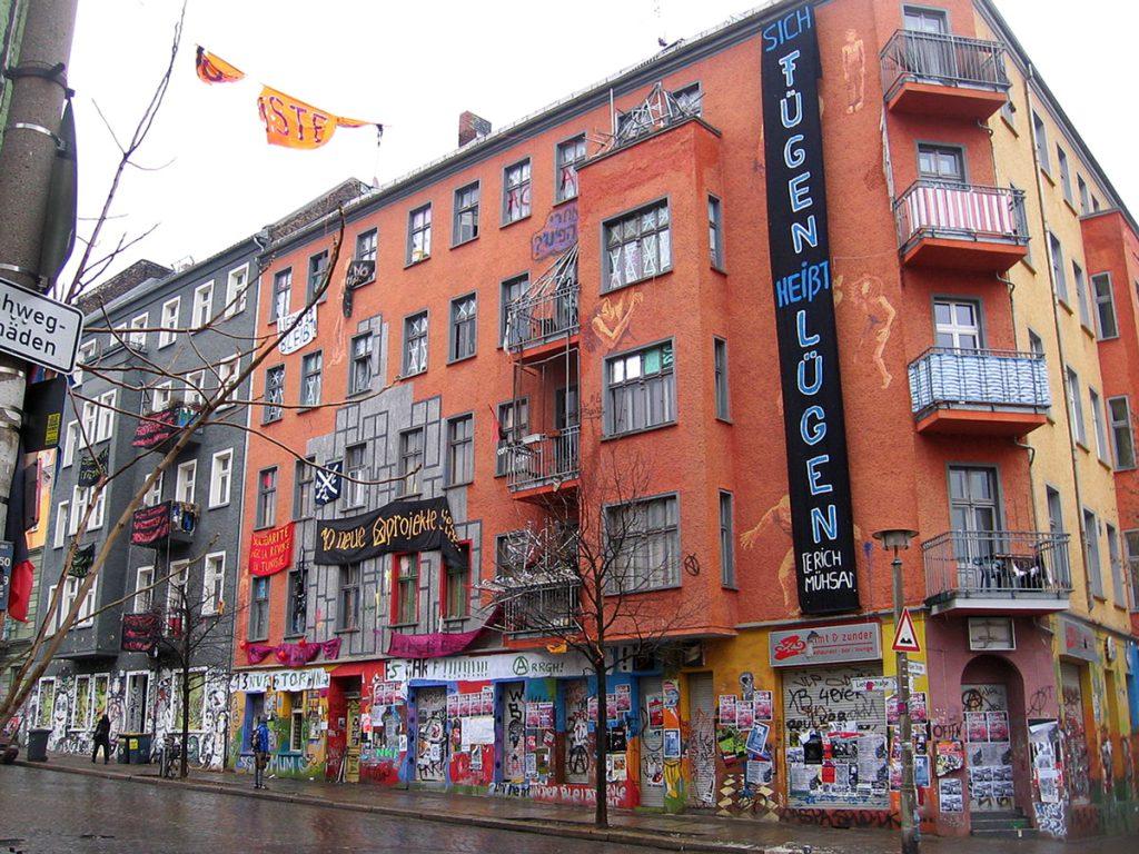 Die Liebigstraße | Quelle: Wiki commons