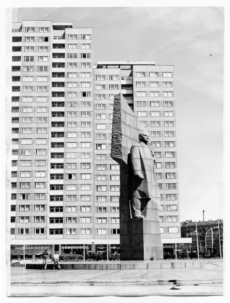 Lenin-Denkmal am Leninplatz | Foto: FHXB-Museum