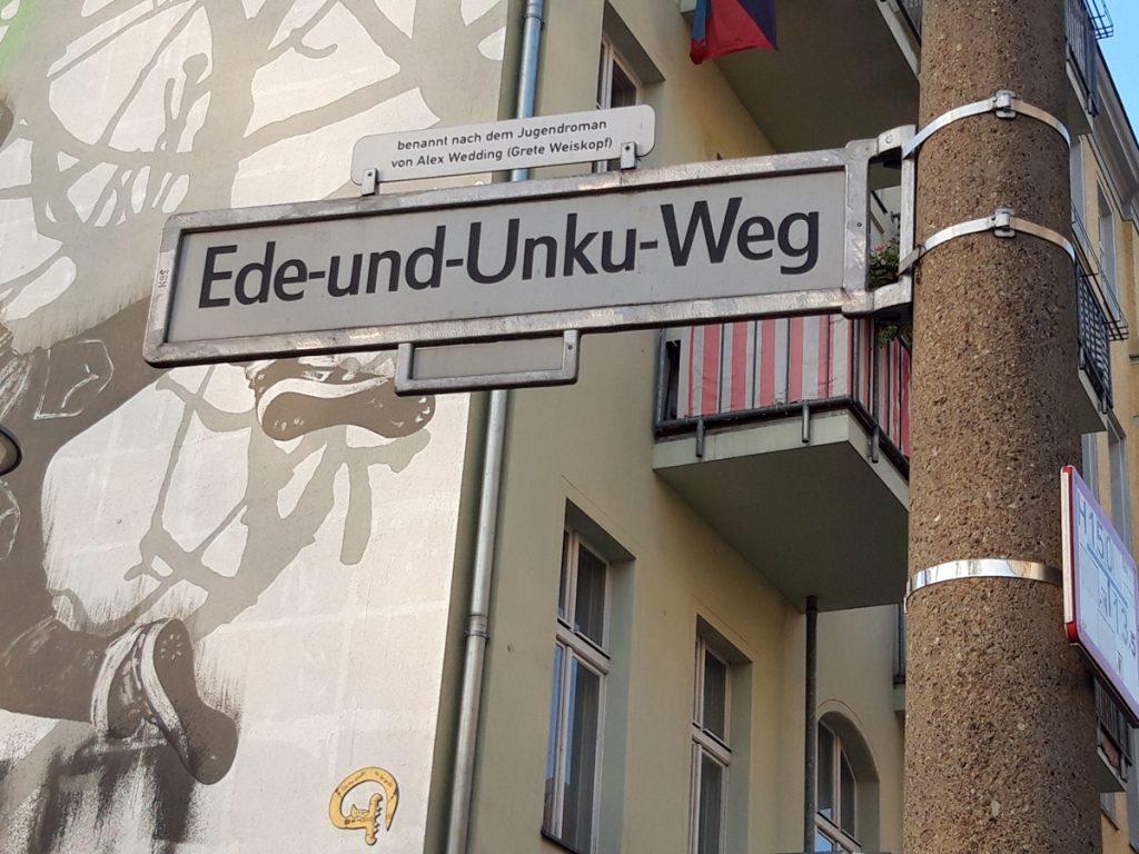 Grete Weiskopf - Ede und Unku Weg | Foto: Andreas Hoheisel