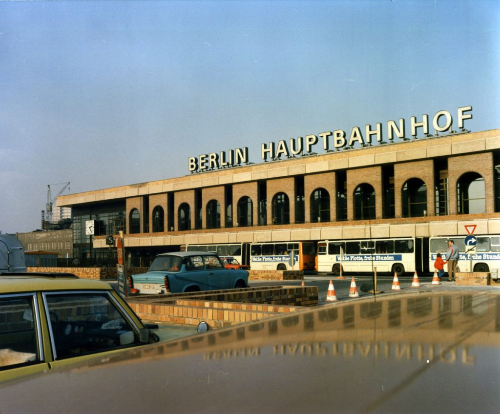 Berlin Hauptbahnhof | Foto: FHXB-Museum