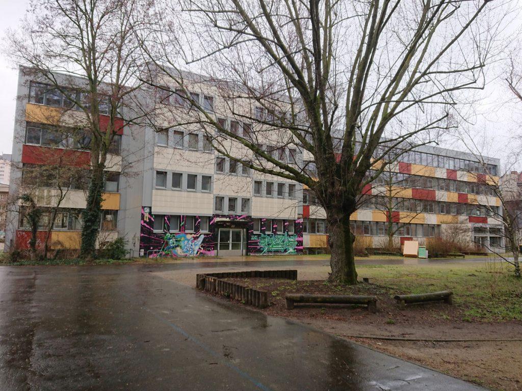 Bernhard-Rose-Schule | Foto: Dirk Moldt