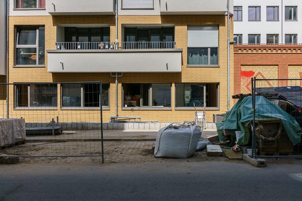Rigaer Straße | Fotoreportage von Giovanni Lo Curto