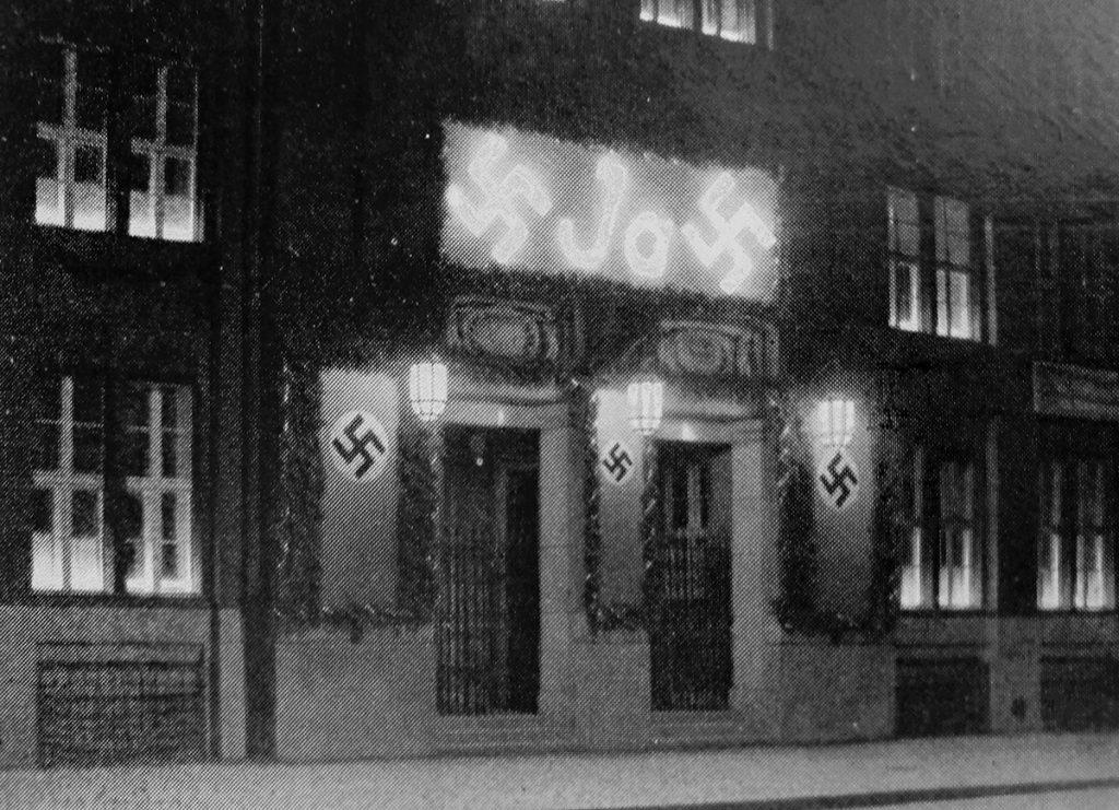 Osram Hauptverwaltung | Quelle: Osram Firmenzeitschrift 1933