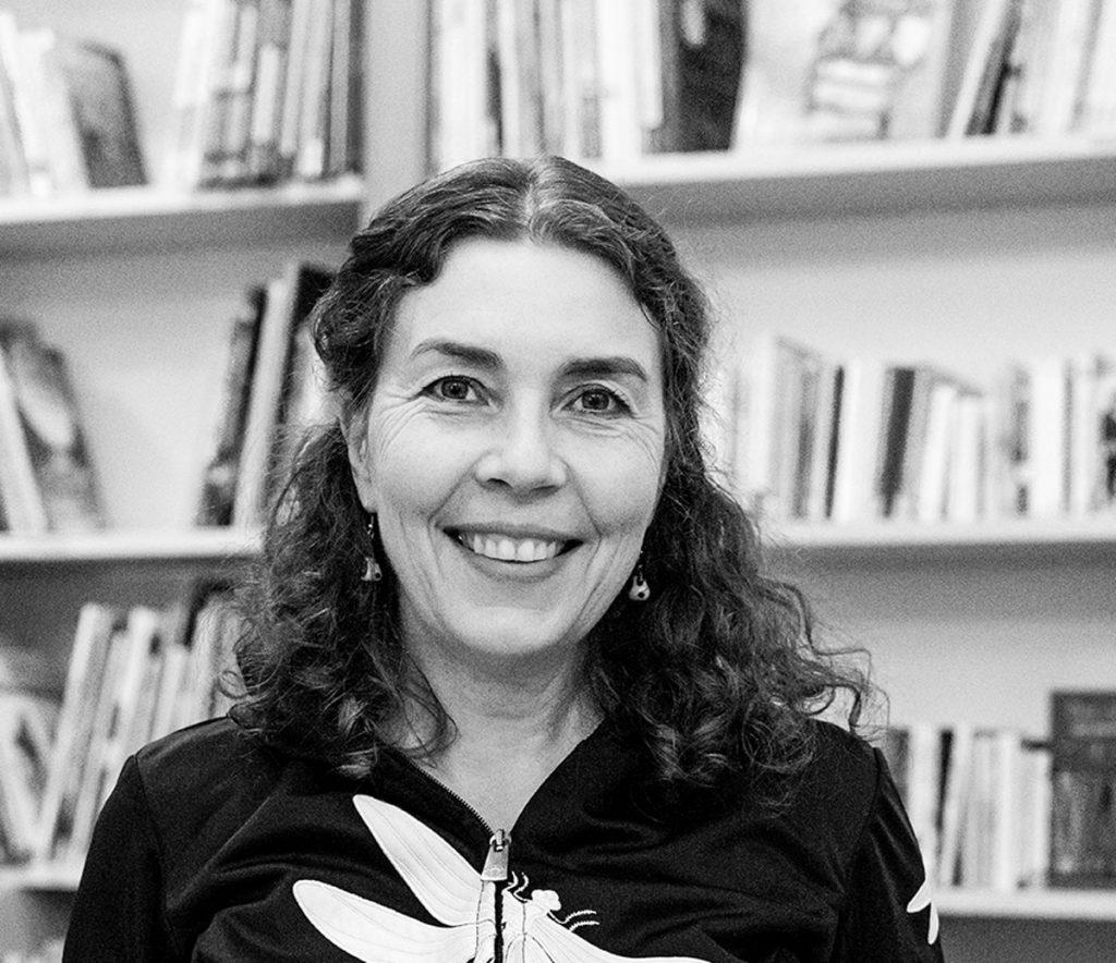 Stefanie Maerz von der Buchhandlung Libelle| Foto: Giovanni Lo Curto