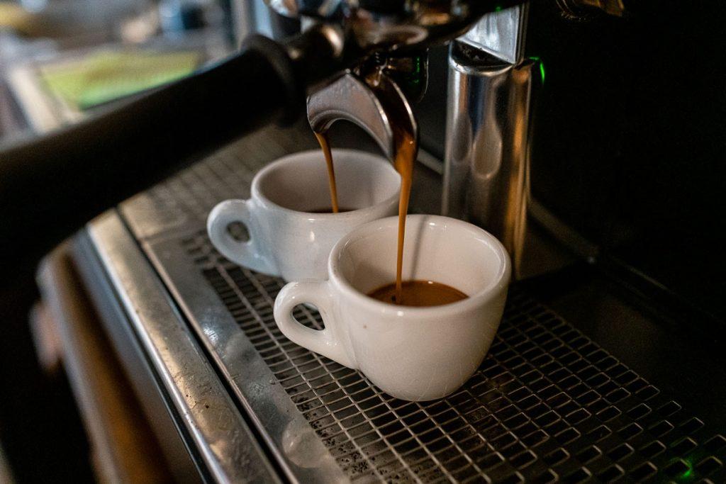 In der Espressobar La Tazza D'Oro | Foto: Giovanni Lo Curto