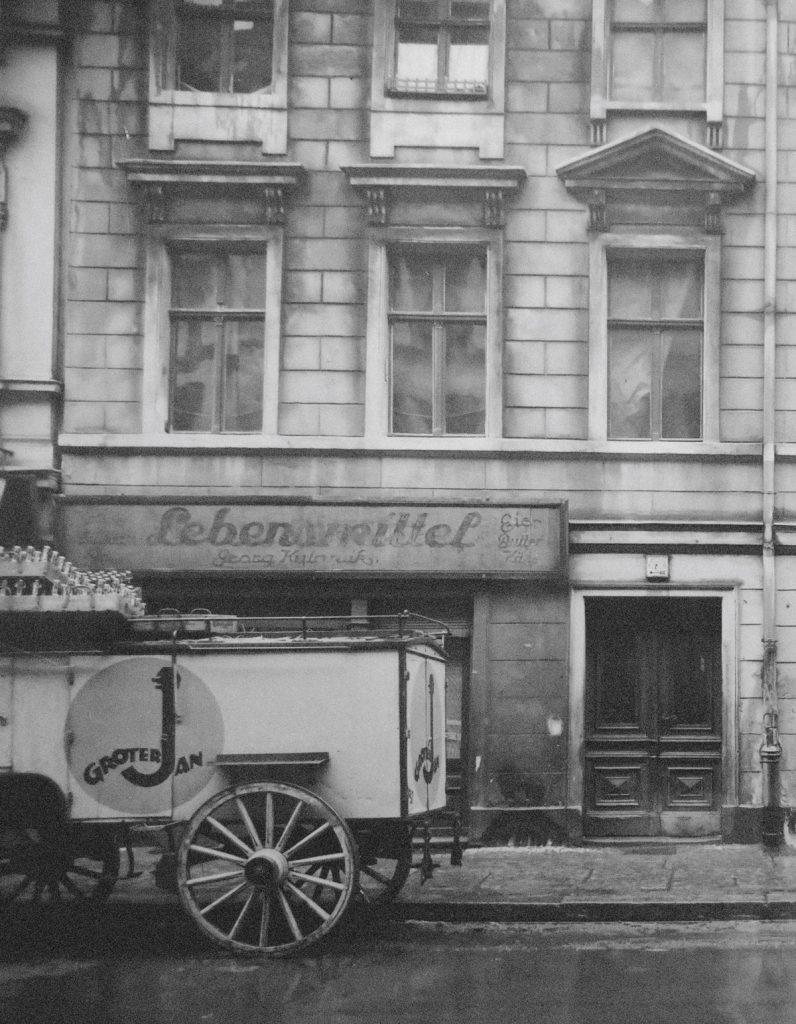 Getränkewagen | Quelle: Der Arbeiterfotograf