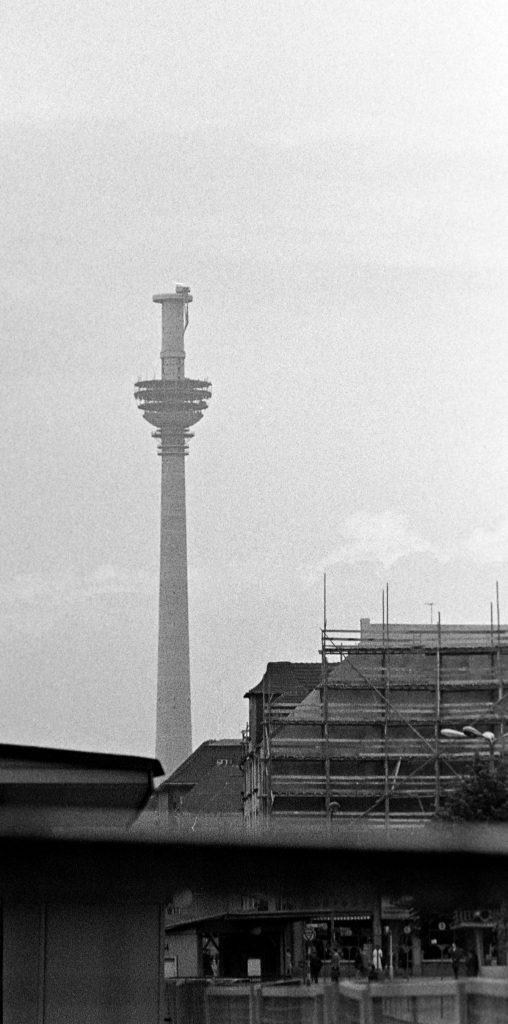 Die Redaktion erzählt Geschichten: Der Berliner Fernsehturm | Foto: