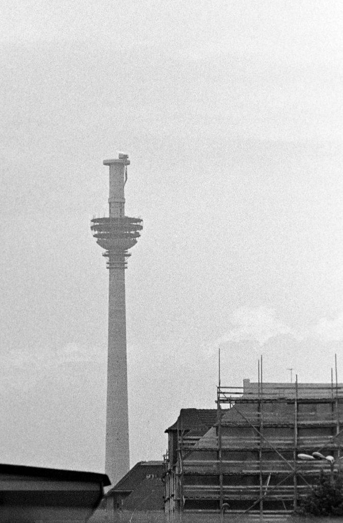 Die Redaktion erzählt Geschichten | Der Bau des Berliner Fernsehturms