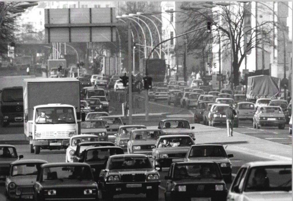 Sichere Schulwege In Berlin? | Quelle: Bundesarchiv Bild 183-1991-0131-304