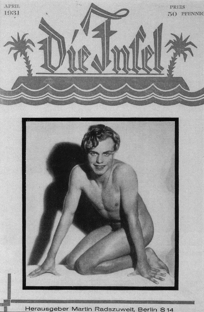 Die Zeitschrift Die Insel | Quelle: Titelblatt der Zeitschrift von 1931