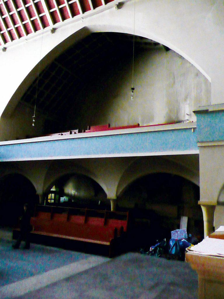 Kirche   Foto: Hedwig-Wachenheim-Gesellschaft
