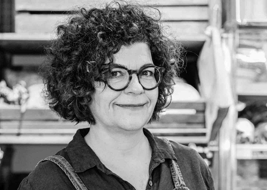 Astrid Schierloh vom Bioladen LPG Naturkost | Foto (Detail): Giovanni Lo Curto