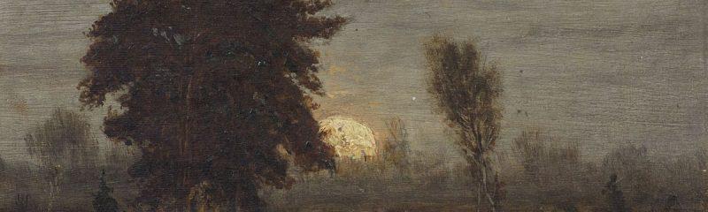 Der Landschaftsmaler Paul Riess