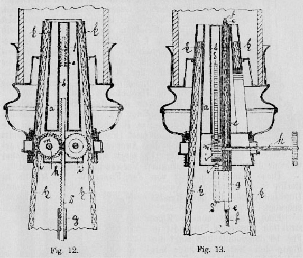 Petrolbrenner | Quelle: Katalogansicht zur Industrieausstellung 1876