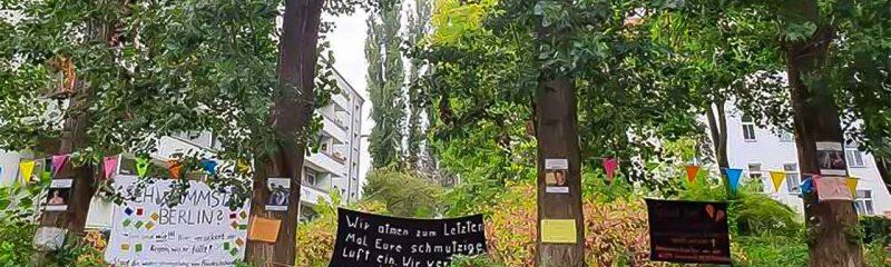 Friedrichshain, nicht Friedrichsklotz
